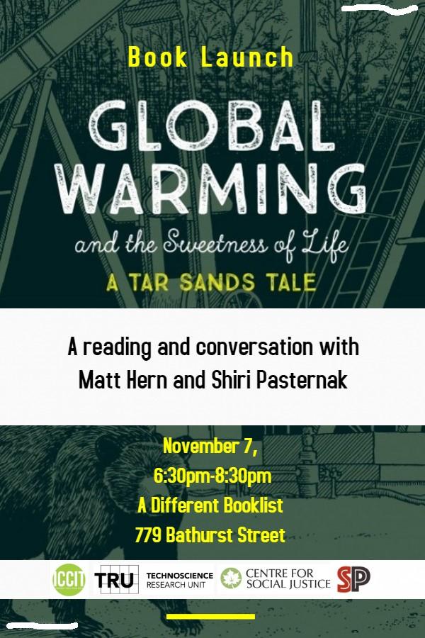 Matt Hern Book Launch1