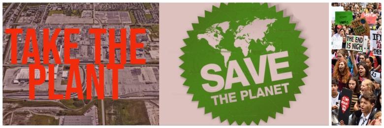 Take the Plant Save Planet
